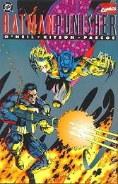 Batman Punisher  (1994) Prestige Format - Used