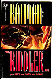Batman: Run Riddler Run (1992) Complete Bundle - Used