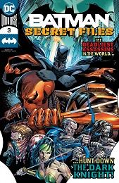 Batman Secret Files no. 3 (2018)