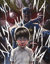 Batman The Smile Killer no. 1 (2020 Series) (Variant) (MR)