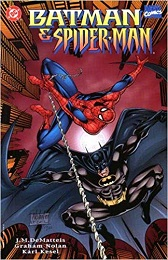 Batman and Spider-Man (1997) GN- Used