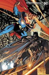 Batman Superman no. 7 (2019 Series) (Card Stock Variant)