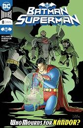 Batman Superman no. 8 (2019 Series)