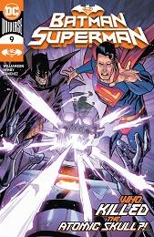 Batman Superman no. 9 (2019 Series)