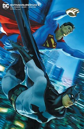 Batman Superman no. 9 (2019 Series) (Variant)