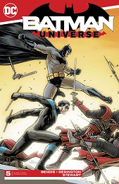 Batman Universe no. 5 (5 of 6) (2019 Series)
