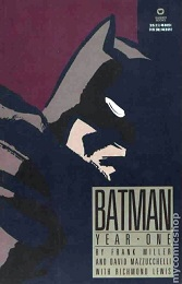 Batman: Year One (Original 1988) TP- Used