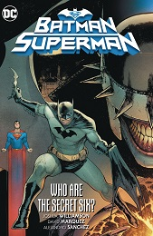 Batman Superman Volume 1: Who are the Secret Six? HC