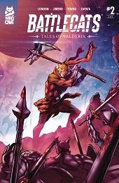 Battlecats: Tales of Valderia no. 2 (2020 Series)