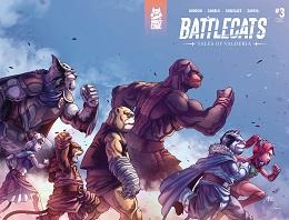 Battlecats: Tales of Valderia no. 3 (2020 Series)