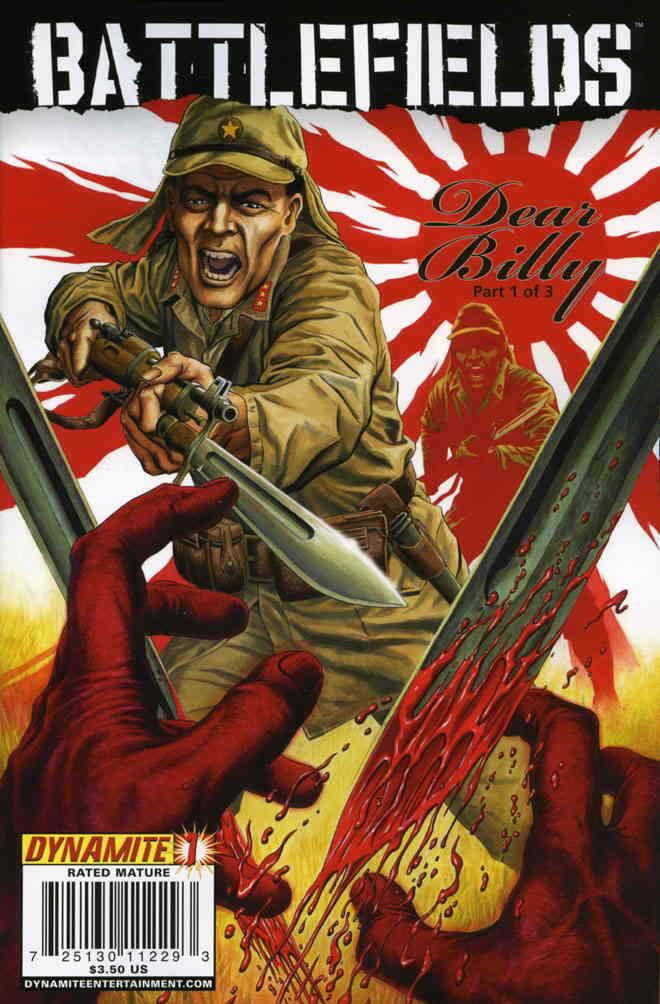 Battlefields Dear Billy (2009) Complete Bundle - Used
