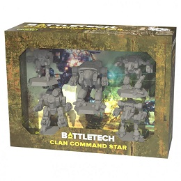 Battletech: Clan Command Star: Force Pack