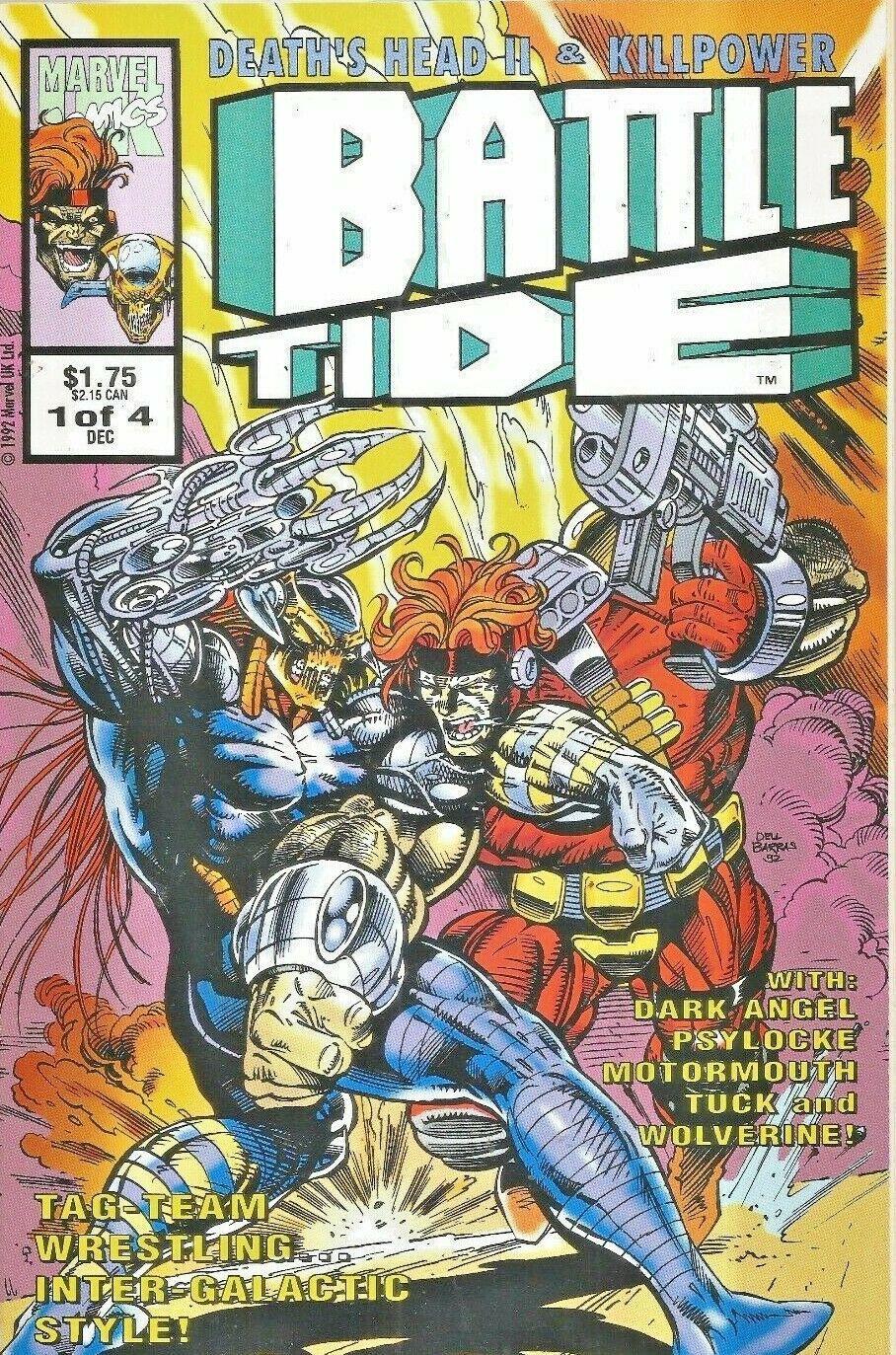 Battle Tide (1992) Complete Bundle - Used