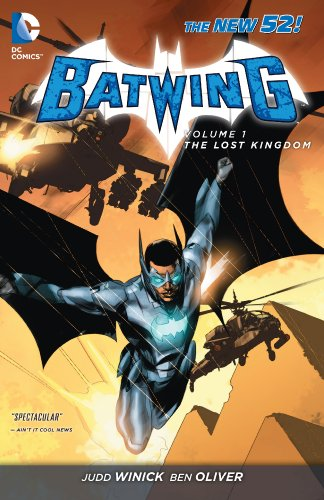 Batwing Volume 1: The Lost Kingdom TP - Used