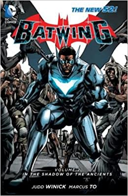 Batwing Volume 2: In the Shadow of the Ancients TP - Used