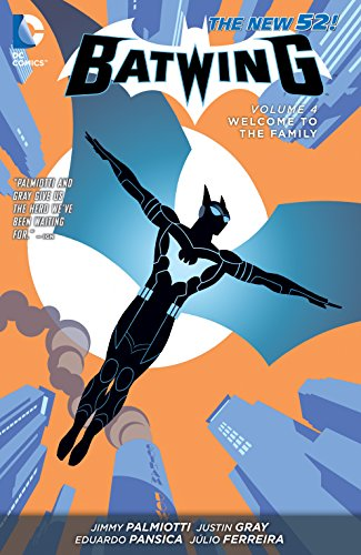 Batwing Volume 4: Welcome to the Family TP - Used