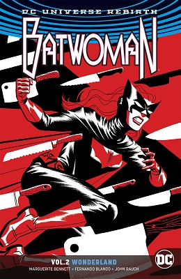 Batwoman: Volume 2: Wonderland TP