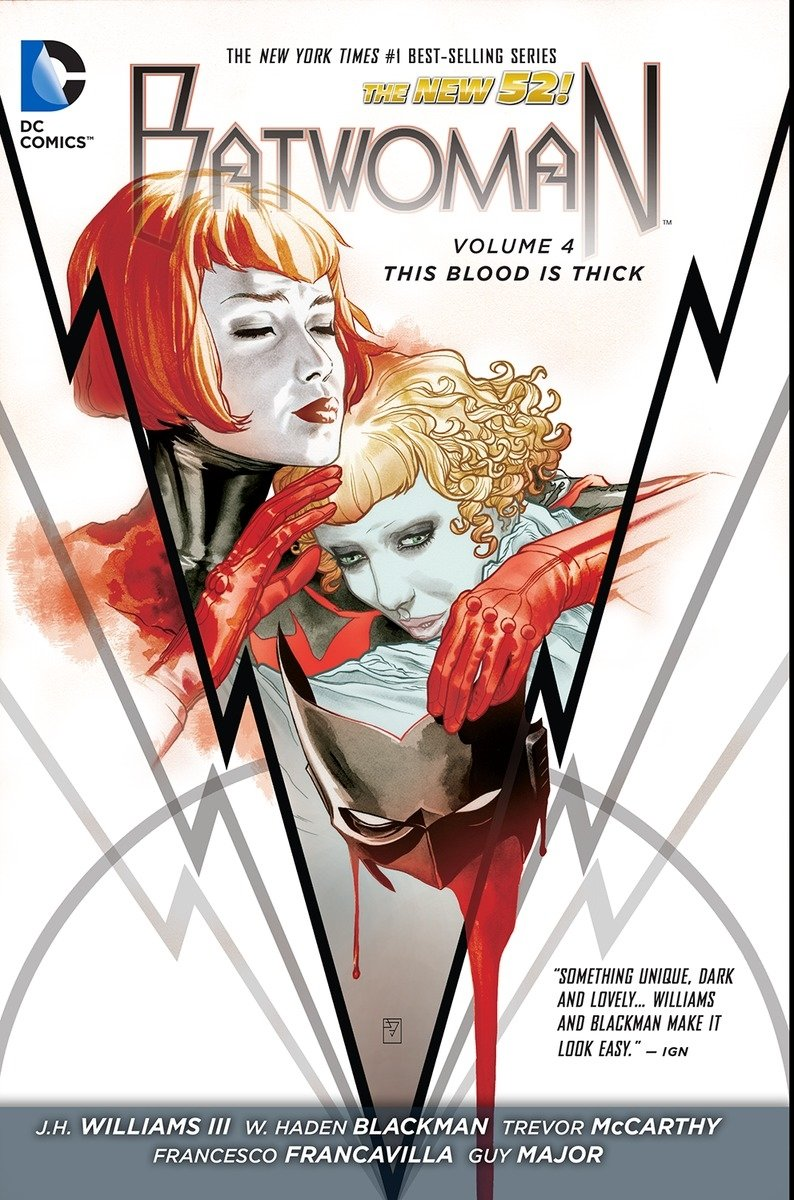 Batwoman: Volume 4: This Blood is Thick HC - Used
