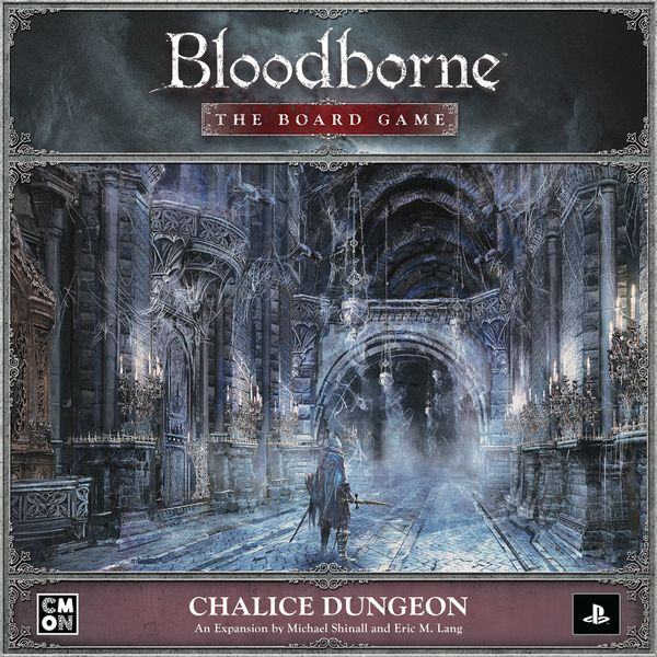 Bloodborne: Chalice Dungeon Expansion