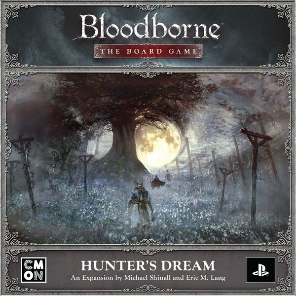 Bloodborne Board Game: Hunter's Dream Expansion
