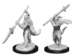 Dungeons and Dragons Nolzurs Marvelous Unpainted Minis Wave 13: Bearded Devils