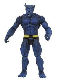 Marvel Select: Beast Comic Action Figure