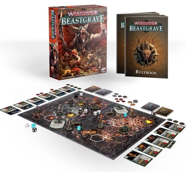 Warhammer: Underworlds: Beastgrave Core Set 110-02-60