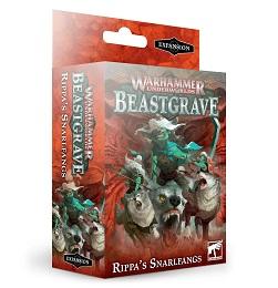Warhammer: Underworlds: Beastgrave Rippas Snarlfangs