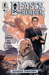 Beasts of Burden: Occupied Territory no. 1 (2021 Series)