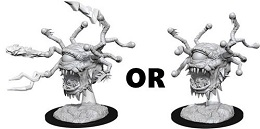 Dungeons and Dragons: Nolzur's Marvelous Unpainted Miniatures Wave 11: Beholder Zombie