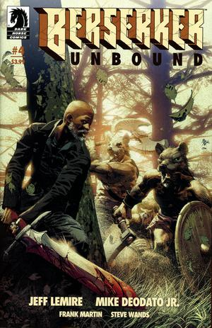 Berserker Unbound no. 4 (4 of 4) (2019 Series)