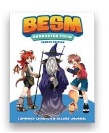 BESM RPG: Character Folio