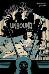 Bettie Page: Unbound no. 6 (2019 Series) (Chantler)