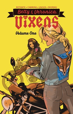 Betty and Veronica: Vixens: Volume 1 TP