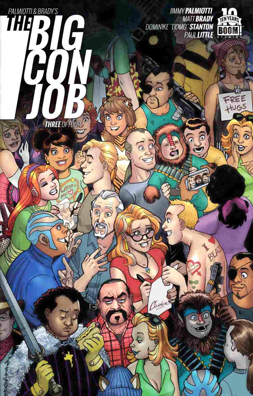 Big Con Job (2015) Complete Bundle - Used