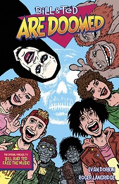 Bill and Ted are Doomed TP