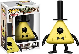 Funko POP: Disney: Gravity Falls: Bill Cipher Chase Variant