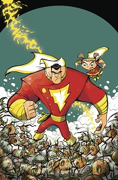 Billy Batson and the Magic of Shazam Book 1