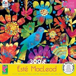 Este Macleod: Bird Puzzle - 300 Pieces
