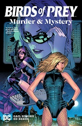 Birds of Prey: Murder and Mystery TP