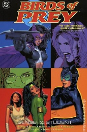 Birds of Prey: Sensei and Student TP - Used