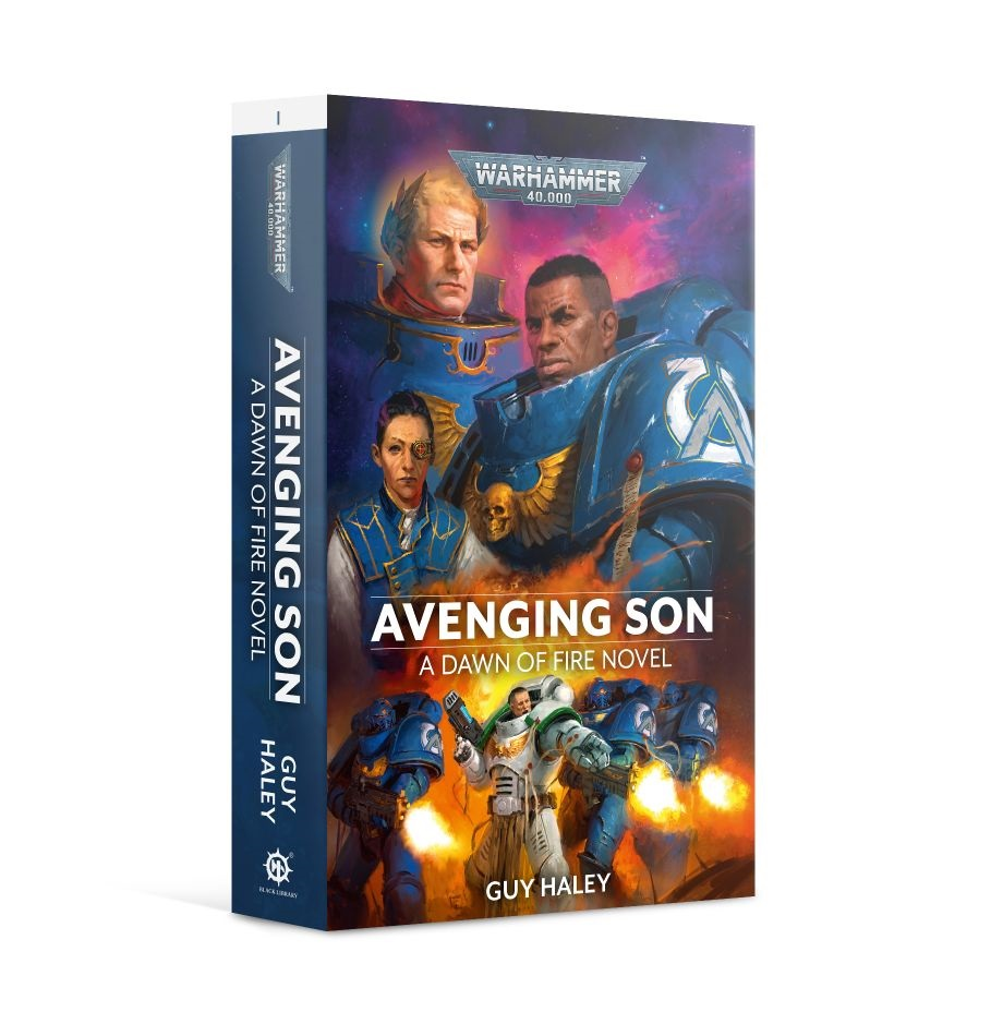 Dawn of Fire: Avenging Son Novel