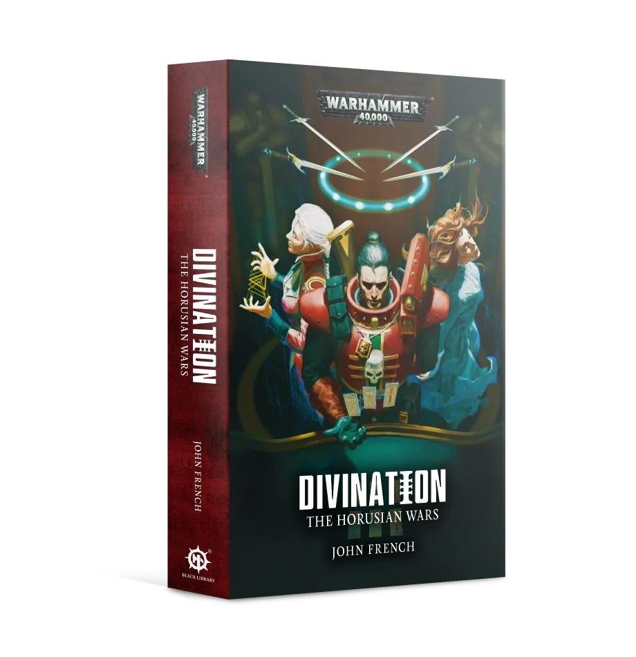 The Horusian Wars: Divination Novel