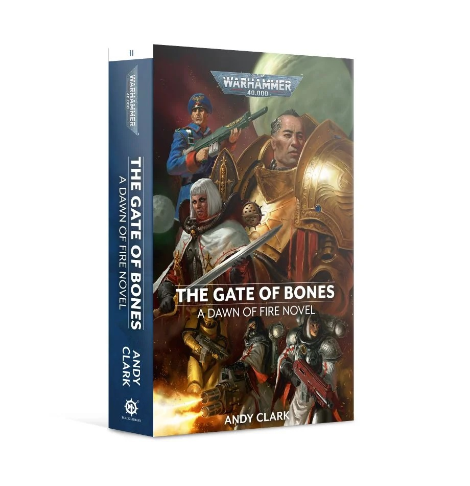 The Gate of Bones: A Dawn of Fire Novel