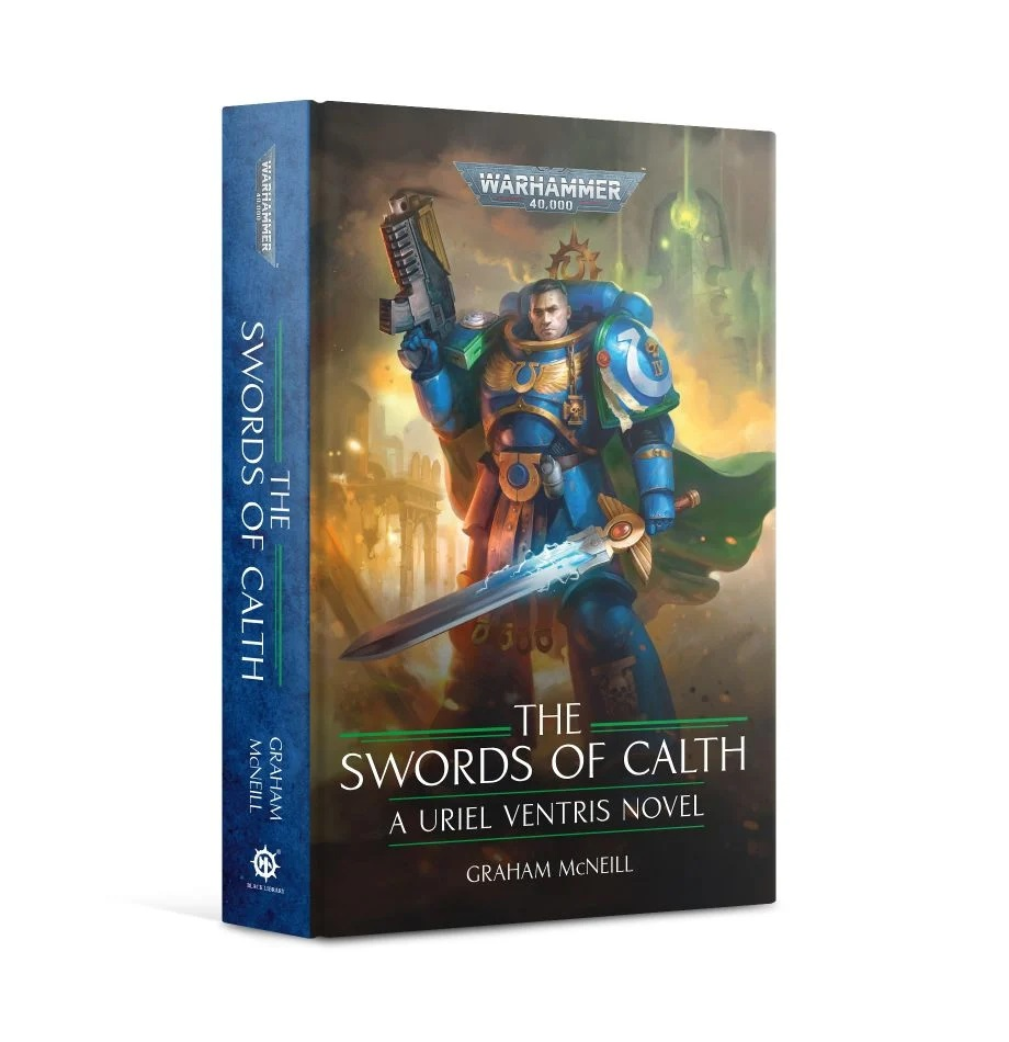 Warhammer 40K: The Swords of Calth Hardcover