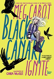 Black Canary: Ignite DC Zoom TP