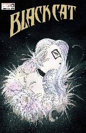Black Cat no. 8 (2020 Series) - Momoko Variant