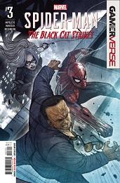 Spider-Man: The Black Cat Strikes no. 3 (2020 Series)