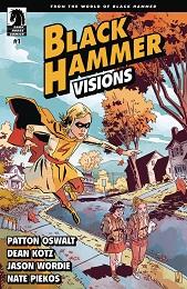 Black Hammer: Visions no. 1 (2021 Series)
