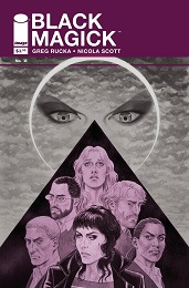 Black Magick no. 15 (2015 Series) (MR)